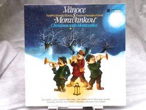 Jan Slabák Se Svým Orchestrem Moravanka – Vánoce S Moravankou - Fanfáry / Intrády / Koledy