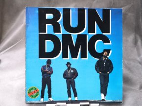 Run-DMC ‎– Tougher Than Leather
