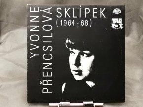 Yvonne Přenosilová - Sklípek (1964-68)