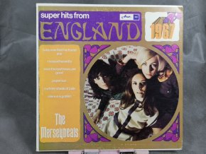 The Merseybeats ‎– Super Hits From England 1967