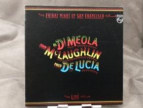 Al Di Meola / John McLaughlin / Paco De Lucia – Friday Night In San Francisco