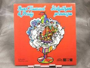 Pavol Hammel & Prúdy – Šlehačková Princezna