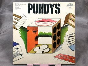 Puhdys ‎– Puhdys