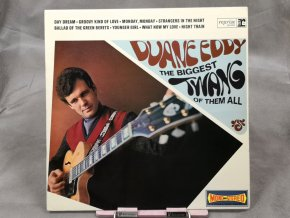 Duane Eddy ‎– The Biggest Twang Of Them All