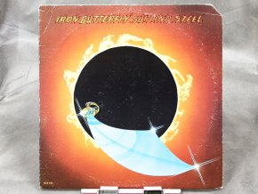 Iron Butterfly – Sun And Steel