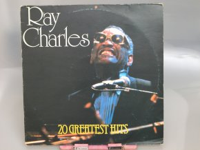 Ray Charles ‎– 20 Greatest Hits