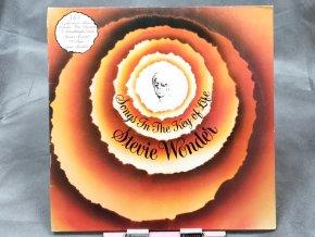 Stevie Wonder – Songs In The Key Of Life