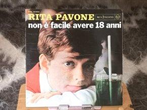 Rita Pavone – Non È Facile Avere 18 Anni