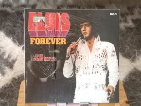 Elvis Presley ‎– Elvis Forever - 32 Hits And The Story Of A King