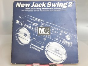 Various ‎Artists – New Jack Swing Mastercuts Volume 2