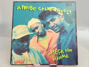 A Tribe Called Quest ‎– Check The Rhime / Skypager