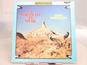 Ennio Morricone ‎– A Portrait In Music