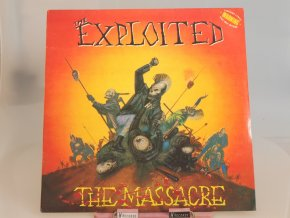 Exploited, The ‎– The Massacre