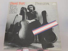 Pavel Fořt - Premiéra / First Night Show