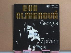 Eva Olmerová – Georgia / Zpívám Dál
