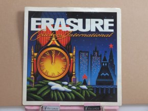Erasure ‎– Crackers International