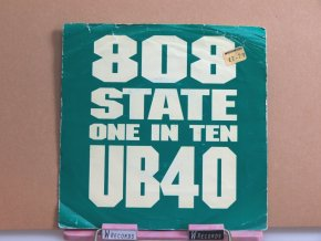 808 State & UB40 ‎– One In Ten