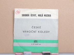 Soubor Úsvit, Malá Muzika – České Vánoční Koledy