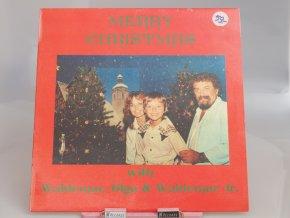 Waldemar, Olga & Waldemar Jr. – Merry Christmas