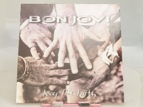 Bon Jovi ‎– Keep The Faith