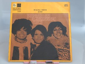 Diana Ross & The Supremes ‎– Supremes Greatest Hits