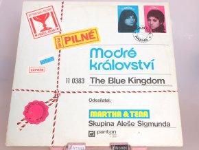Martha a Tena - Modré Království