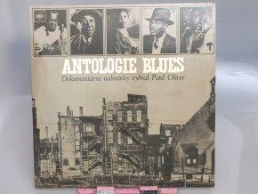 Paul Oliver / Various Artists - Antologie Blues