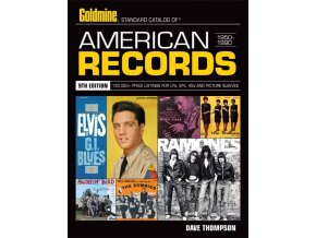 Dave Thompson - Standard Catalog of American Records, 1950-1990
