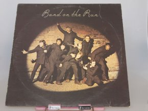Paul McCartney and The Wings - Band On The Run