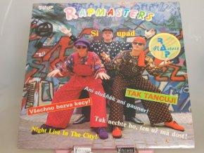 Rapmasters - Si Upad