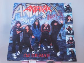 Anthrax ‎– I'm The Man