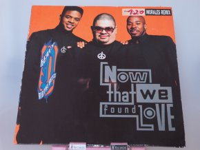 Heavy D. & The Boyz – Now That We Found Love (Morales Remix)