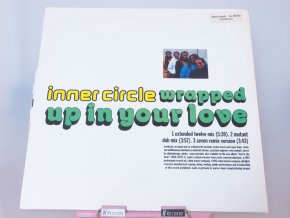 Inner Circle – Wrapped Up In Your Love