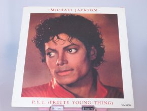 Michael Jackson ‎– P.Y.T. (Pretty Young Thing)