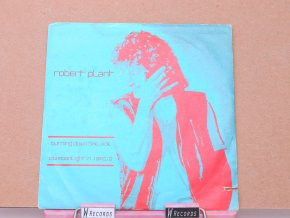Robert Plant – Burning Down One Side