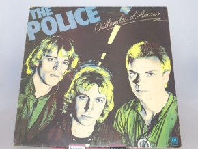 Police, The ‎– Outlandos D'Amour