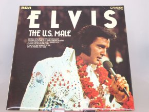 Elvis Presley ‎– The U.S. Male