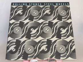 The Rolling Stones – Steel Wheels
