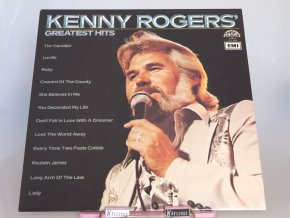 Kenny Rogers – Greatest Hits