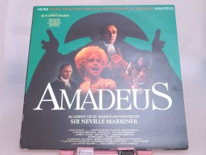 Sir Neville Marriner, Academy Of St. Martin-In-The-Fields ‎– Amadeus (More Music From The Original Soundtrack Of The Film)