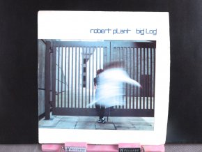Robert Plant ‎– Big Log / Far Post