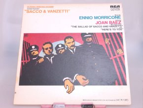 Ennio Morricone – Sacco & Vanzetti