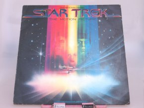 Jerry Goldsmith ‎– Star Trek: The Motion Picture