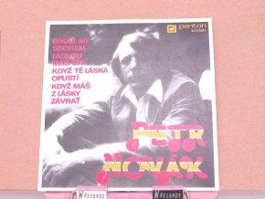 Petr Novák, George & Beatovens – Říkáš Mi Sbohem / Láskou Máš Žít / Když Tě Opustí Láska / Když Máš Z Lásky Závrať