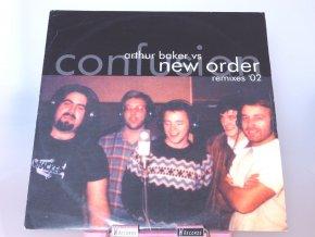 Arthur Baker vs. New Order – Confusion Remixes '02