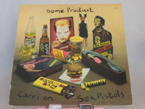 Sex Pistols ‎– Some Product - Carri On Sex Pistols