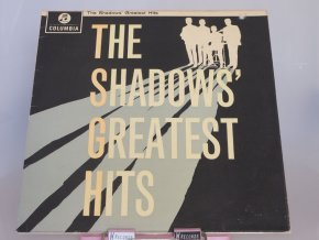 Shadows, The ‎– The Shadows' Greatest Hits