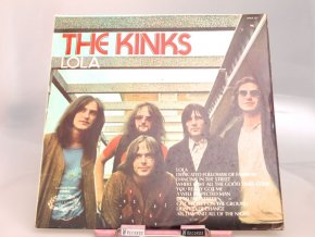 The ‎Kinks – Lola