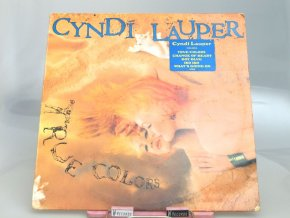 Cyndi Lauper ‎– True Colors
