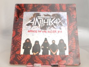 Anthrax ‎– Attack Of The Killer B's